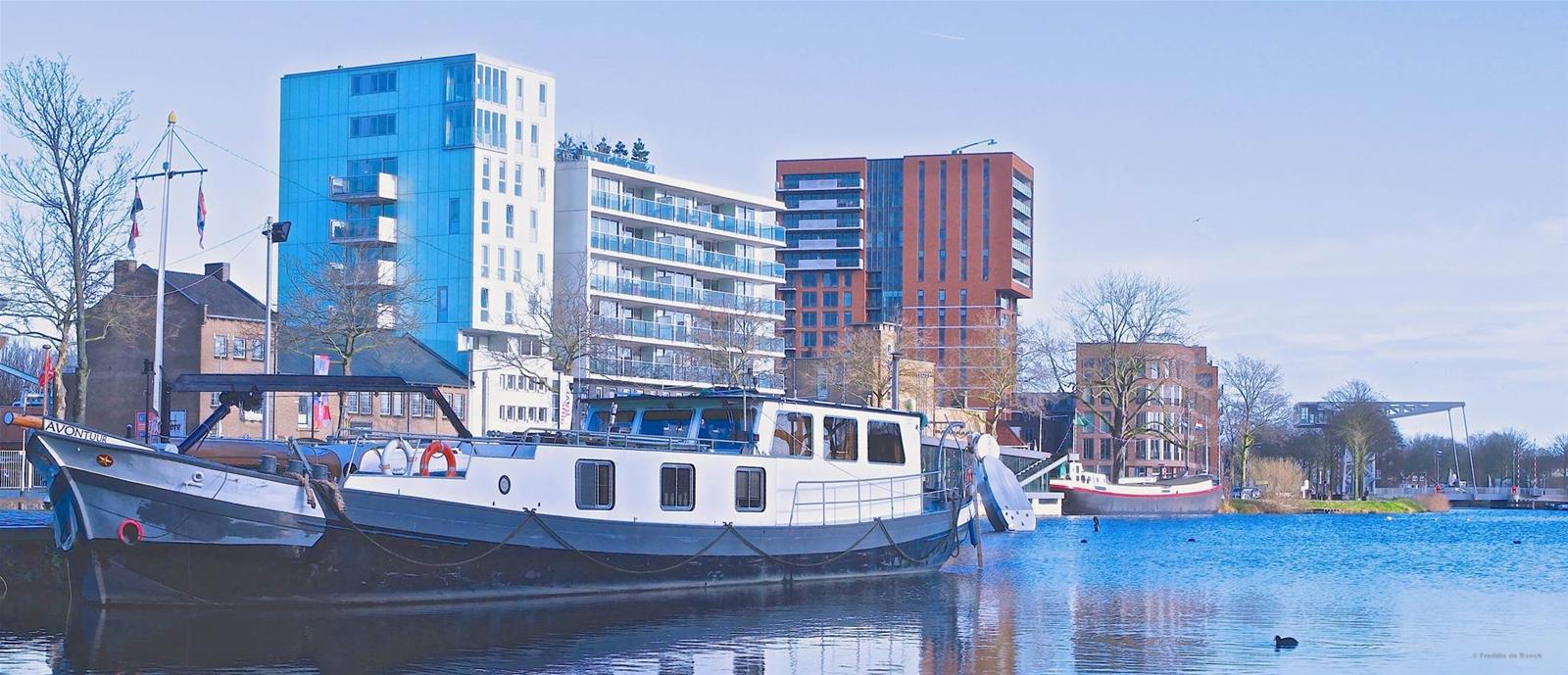 Presentatie met rondleiding Stedelijke Ontwikkeling: PIUShaven Tilburg