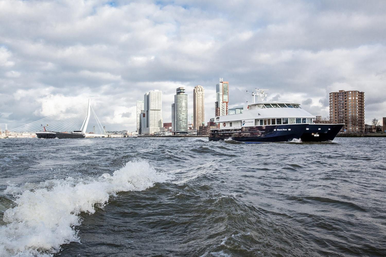 Projectbezoek Havenbedrijf Rotterdam