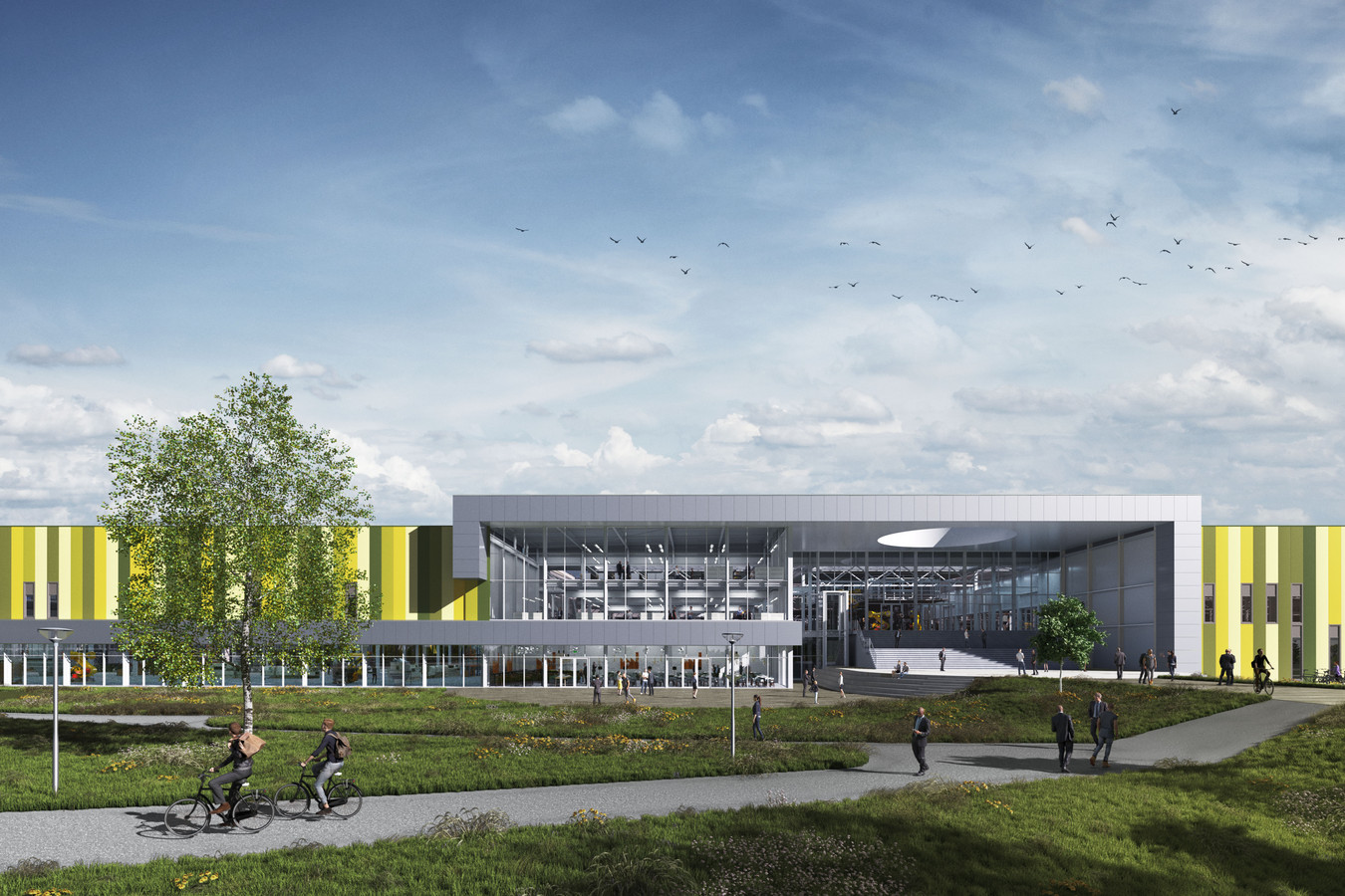 Projectbezoek Brainport Industries Campus